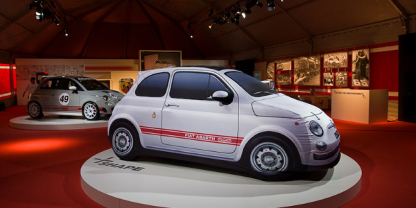 Convention Abarth