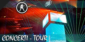 Concerti & Tour