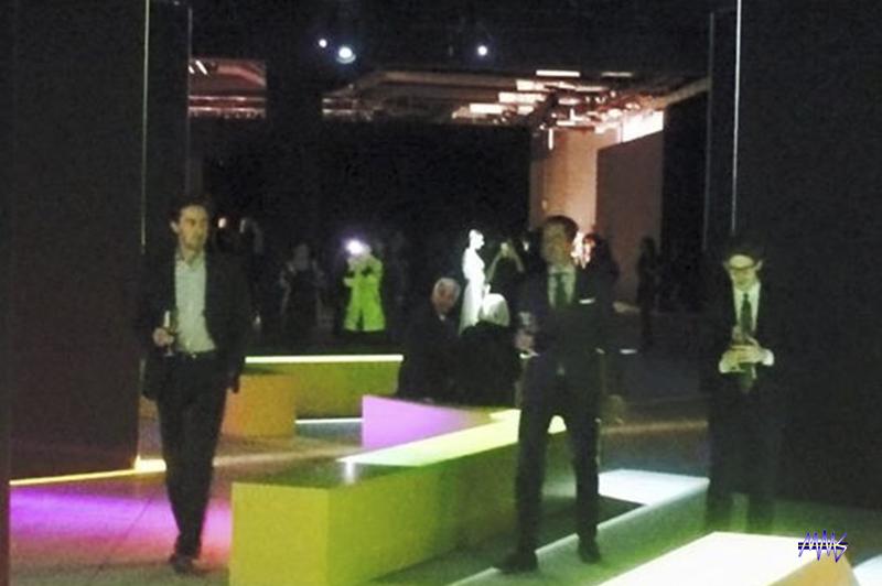 Grazia Fashion Show