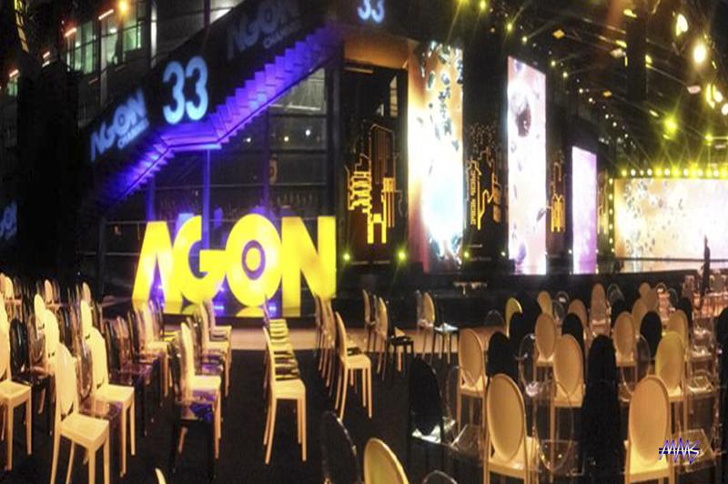 Presentazione Agon Channel